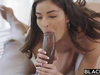BLACKED Motor coach College Girl Vengeance Pounds Her Schoolteachers BIG BLACK COCK